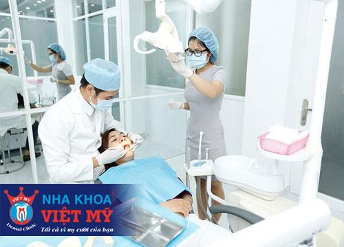 phòng khám nha khoa tẩy trắng răng uy tín nhất tại Quận 7
