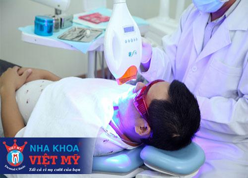 phòng khám nha khoa tấy trắng răng tốt nhất tại tphcm