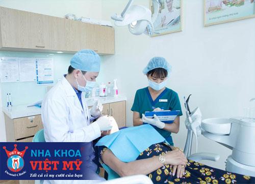 trồng răng sứ tốt nhất ở Hồ Chí Minh