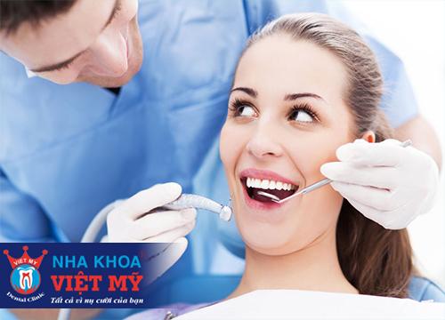 An tâm hơn khi bọc răng sứ tại Nha Khoa Việt Mỹ