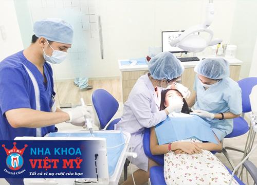 Nha Khoa Việt Mỹ - Địa chỉ trám răng an toàn, chất lượng