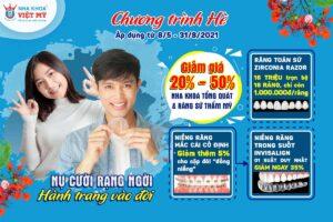 chuong trinh thang 5 bung no mua he